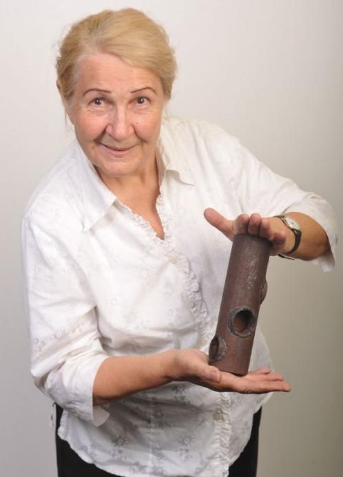 Устройство для отапливания жилья от российской пенсионерки. Идеи для дома и дачи своими руками