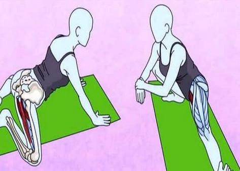 6 упражнений на растяжку, чтобы навсегда избавиться от боли в спине и бедрах
