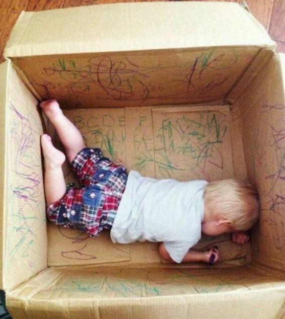 11 гениальных трюков для «отчаявшихся» родителей...