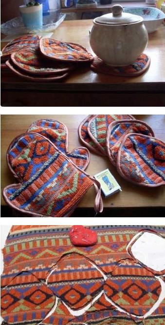 Как оригинально переделать старый свитер... Идеи, советы и мастер класс своими руками
