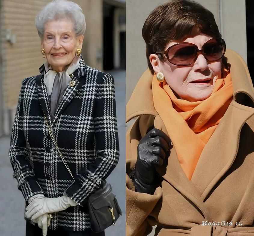 Женская мода после 50 лет своими руками