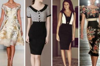 Учимся моделировать: платья на разные типы фигуры