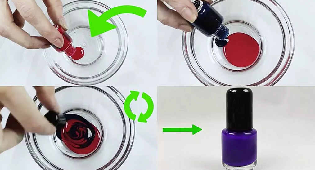 Как использовать ненужный лак для ногтей: Идеи, советы и мастер класс своими руками