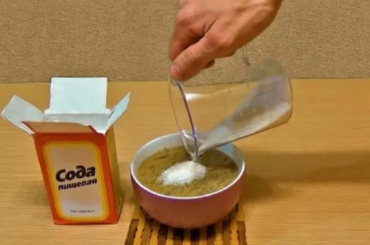 Смесь хозяйственного мыла с содой отмывает практически всё! Полезные советы и лайфхаки своими руками