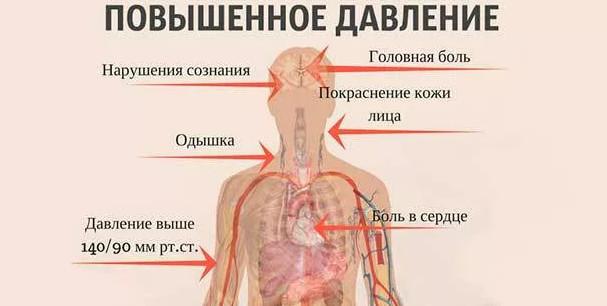 Как вернуть артериальное давление в норму