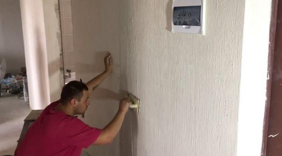Декор стены под мешковину — очень просто и красиво. Идеи, советы, ремонт и мастер класс своими руками