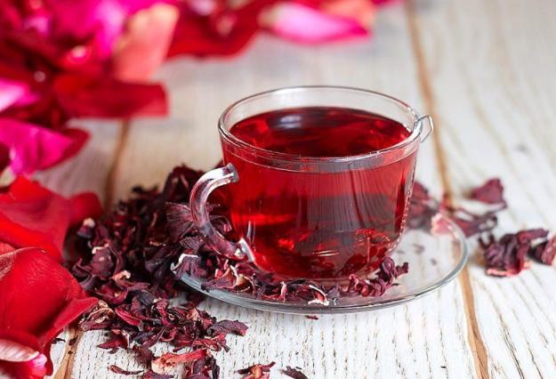 Чай каркаде: что это за напиток, из чего делают и где растет растение
