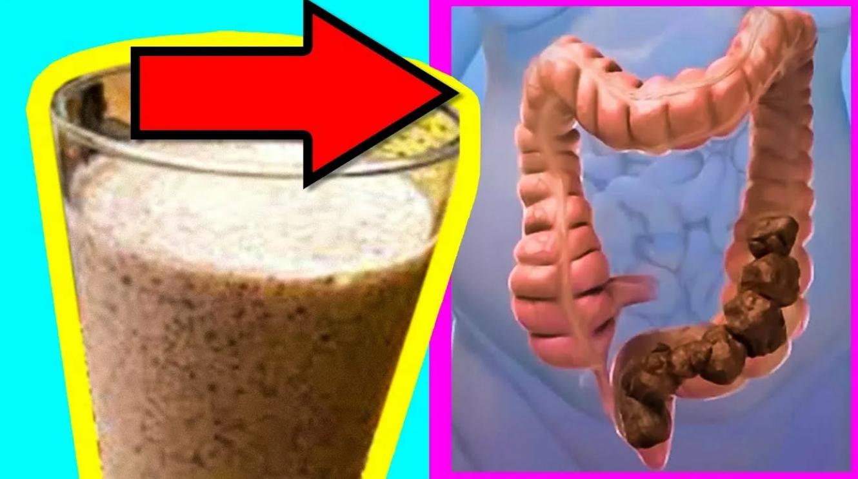 Почистила кишечник и похудела на 11 кг за месяц — СУПЕР скраб для кишечника!