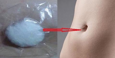 Положите это на пупок и вы избавитесь от кашля, простуды и боли при менструации