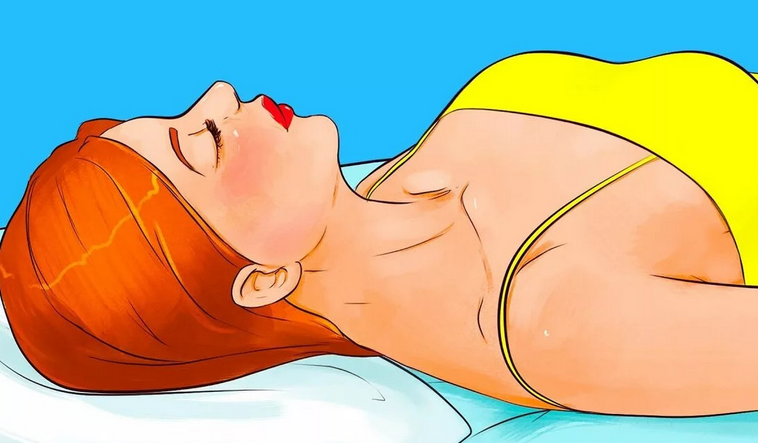 Как засыпать за 2 минуты, где бы вы ни находились