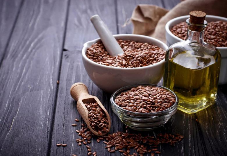 Зачем жевать семена льна — панацея от многих болезней